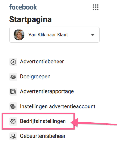 01. Facebook Advertentie account aanmaken