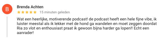 Review Van Klik naar Klant Podcast