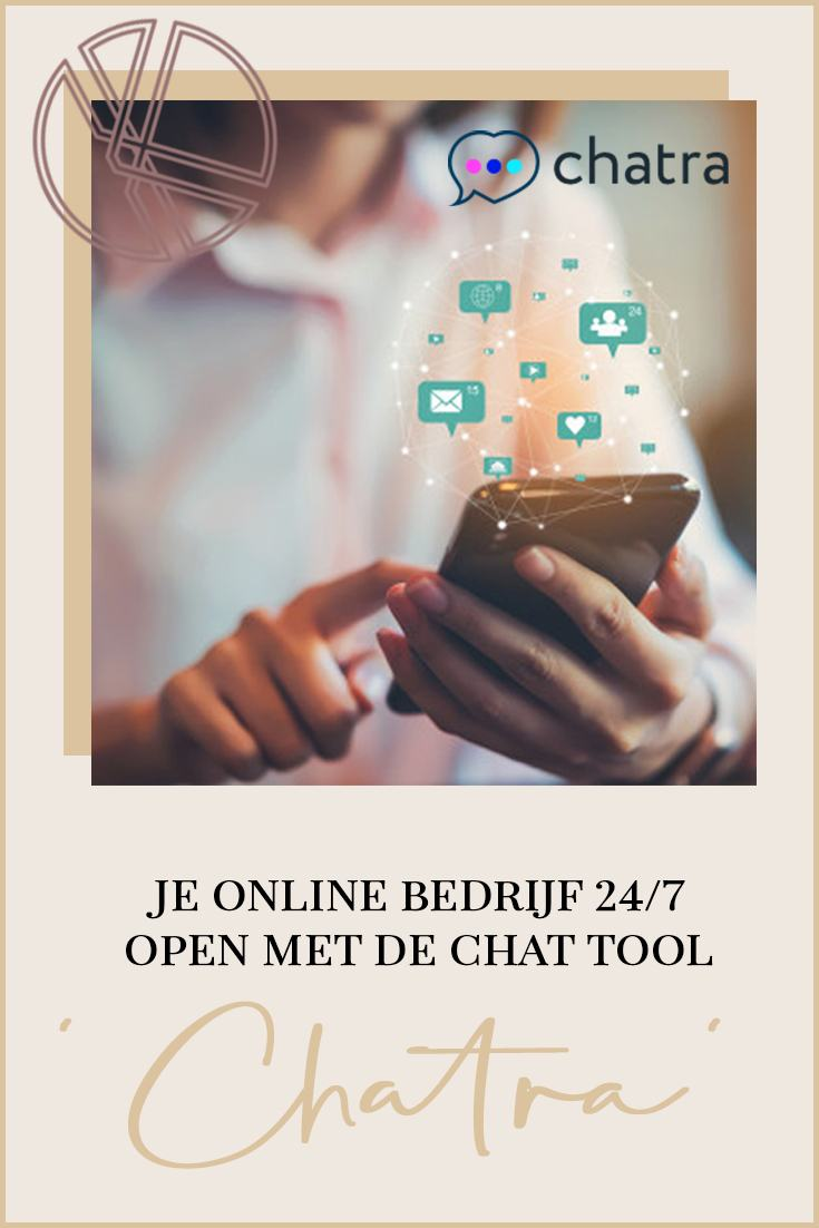 Live chat tool op je website