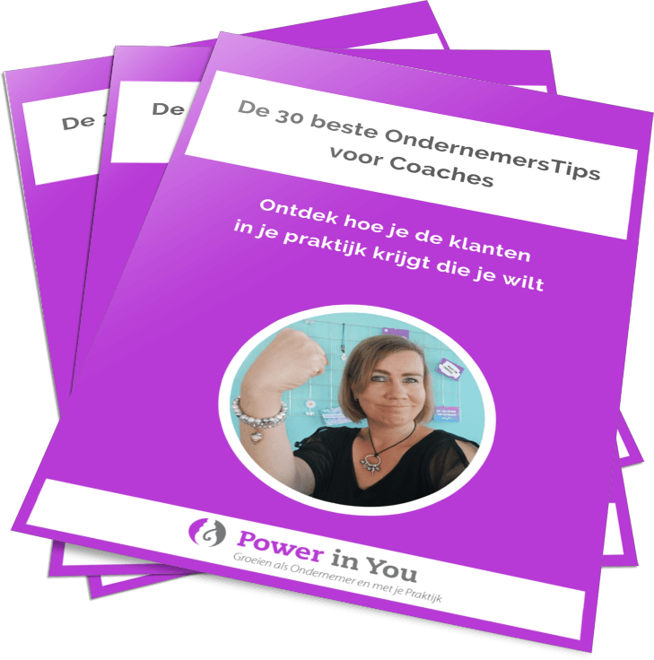 Mindset en ondernemerstips - Wendy Koning