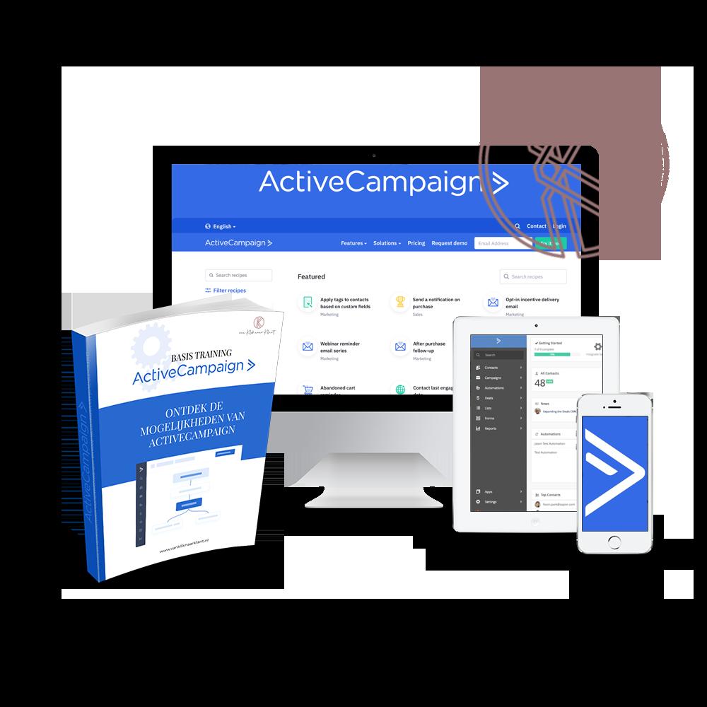 Activecampaign, gratis basis training