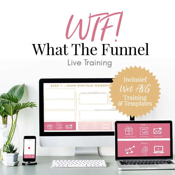 WTF! What the Funnel Masterclass