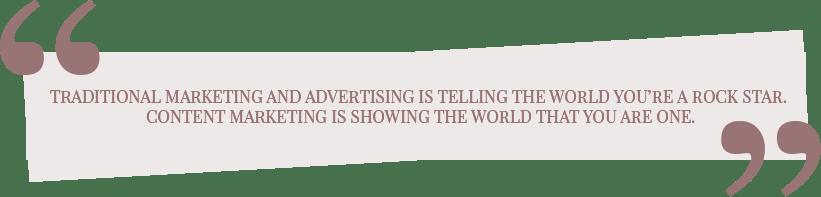 quote content marketing