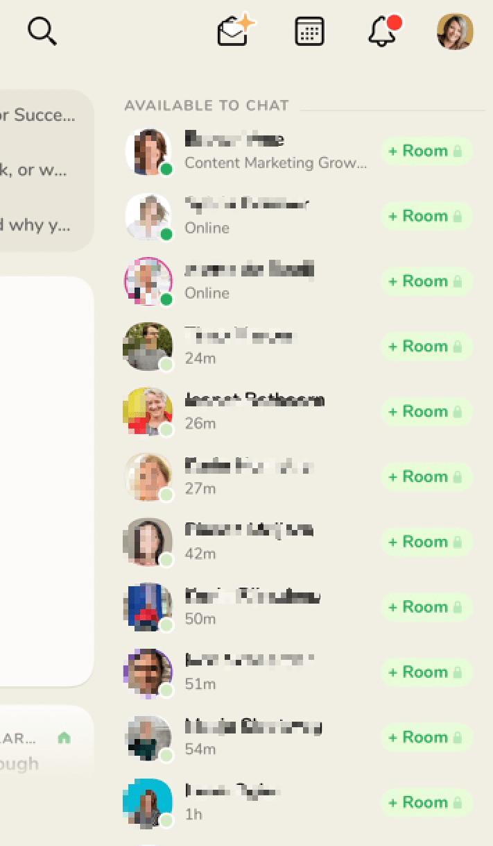 Hoe zie je wie online is op Clubhouse Available to chat - zichtbaar om te chatten