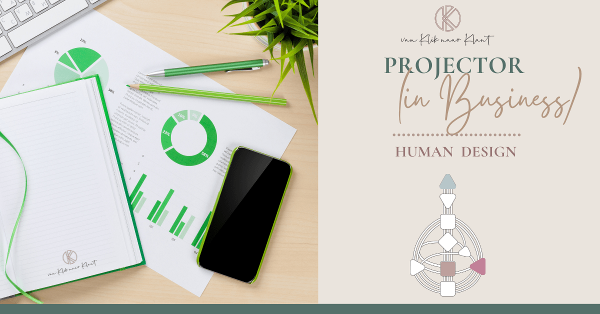 Human Design Projector (in business)
