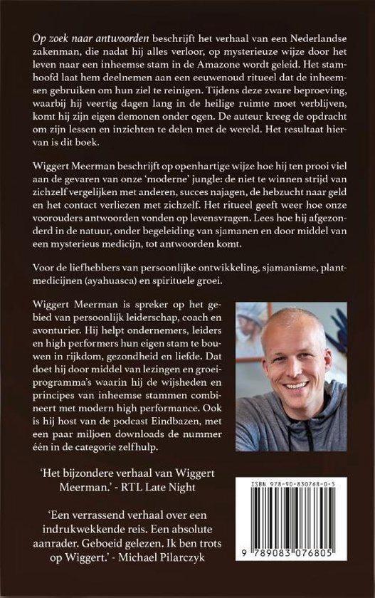 Op zoek naar antwoorden - Wiggert Meerman - Van Klik naar Klant