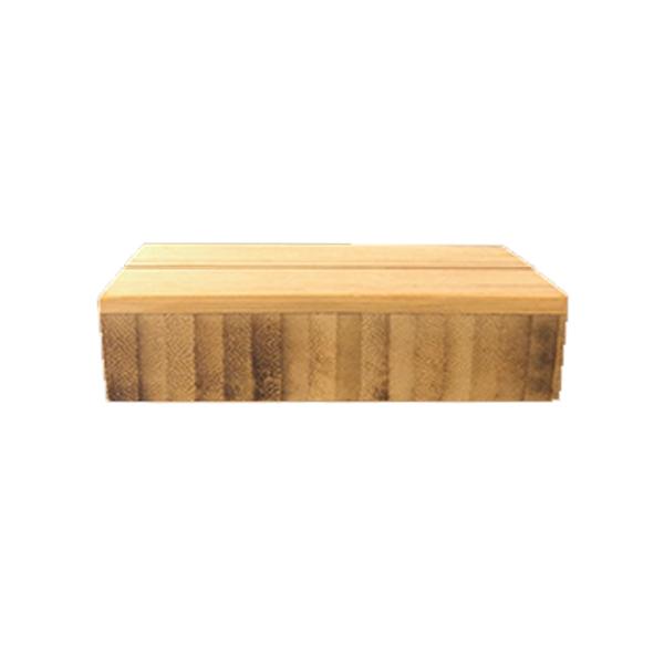 Bamboe Kaarthouder A6 formaat